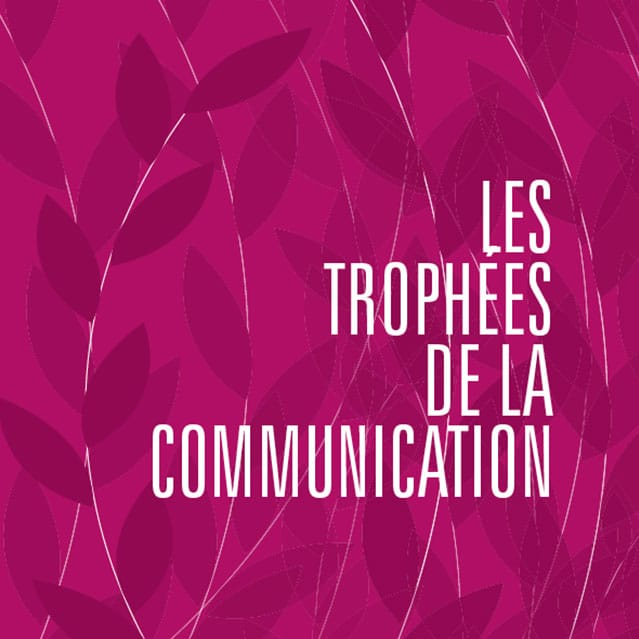 Fx Com'Unik aux trophées de la communication