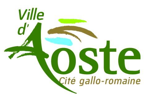 Commune d'Aoste : Nouvelle identité visuelle