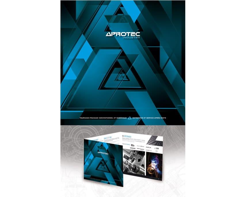 APROTEC optimise son offre grâce à une nouvelle identité visuelle