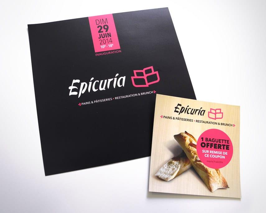 EPICURIA étend son domaine d'activité et déploie son identité