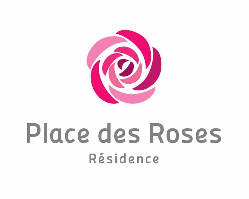 Résidence Place des Roses : le graphisme dans toute sa splendeur