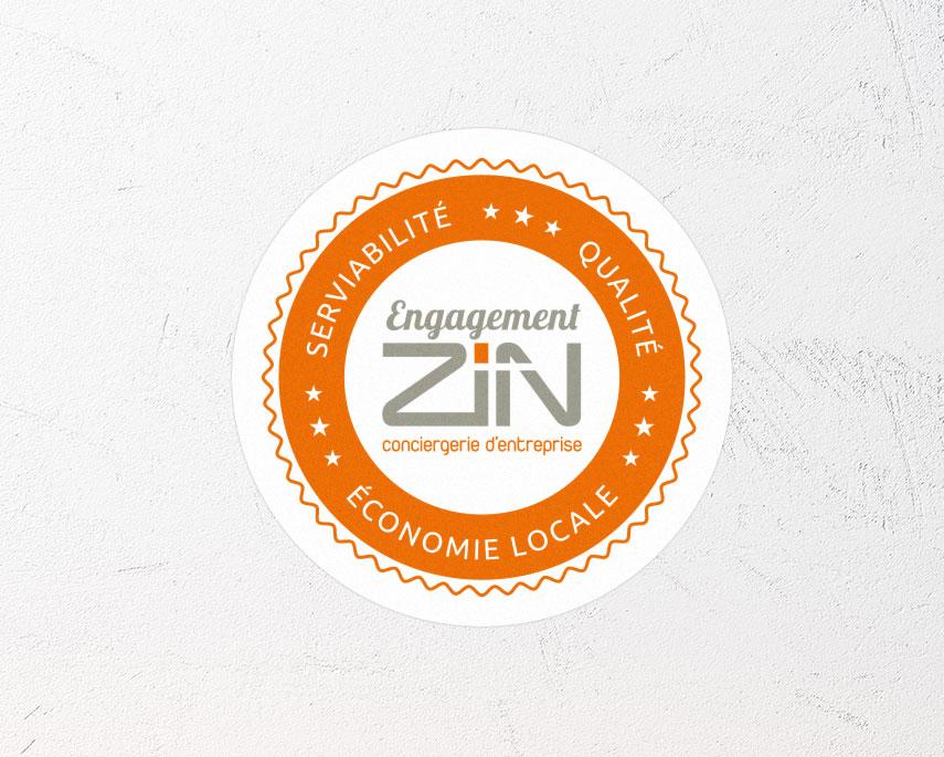 ZIN, label zen