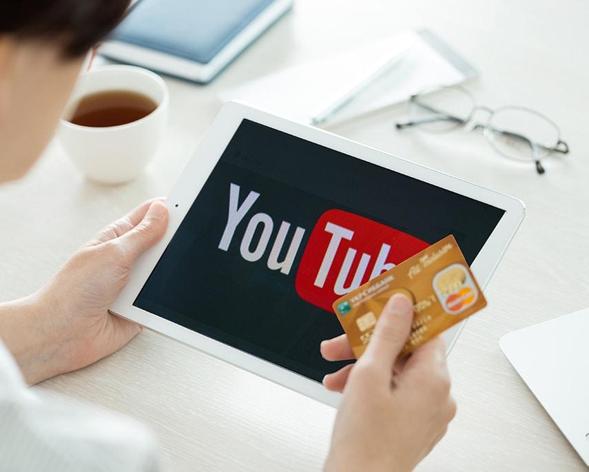 YouTube payant