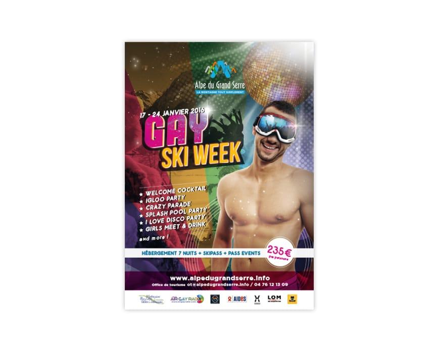 Gzay Ski Week Alpe du grand serre
