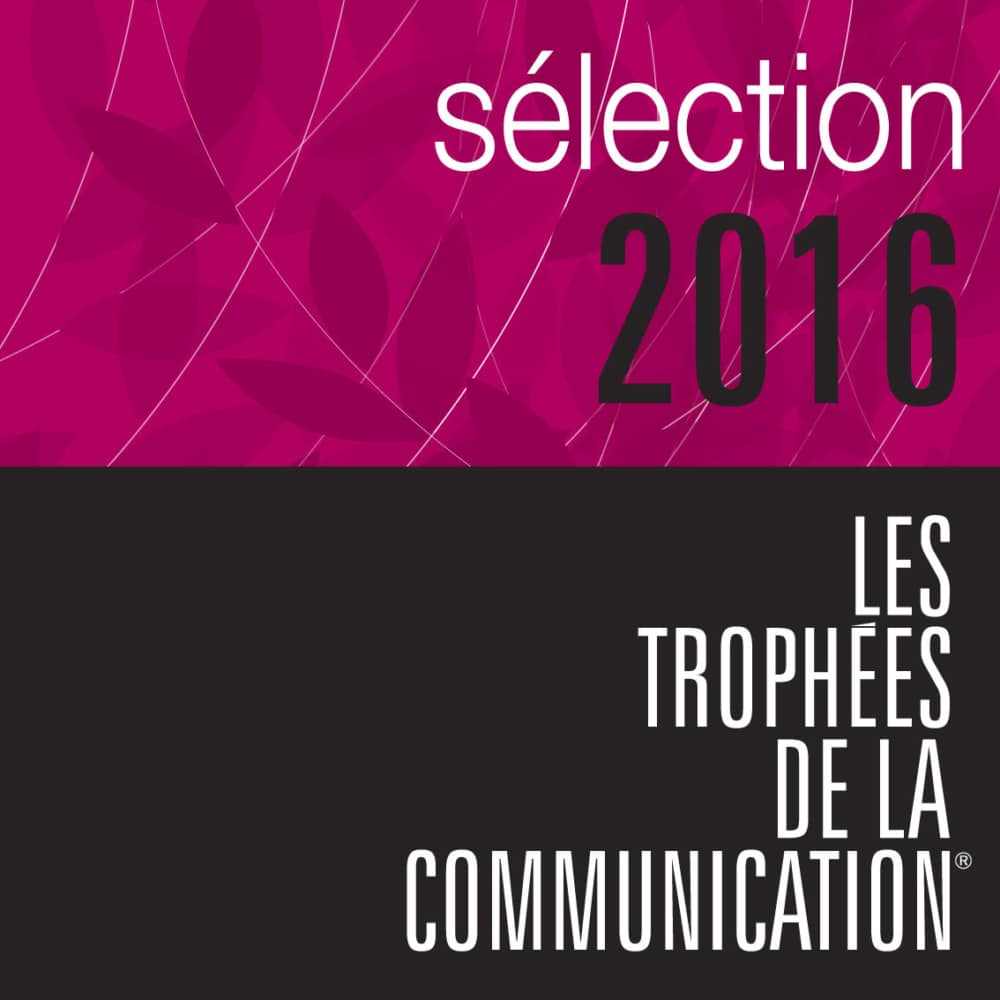 trophées de la communication FX COm'Unik