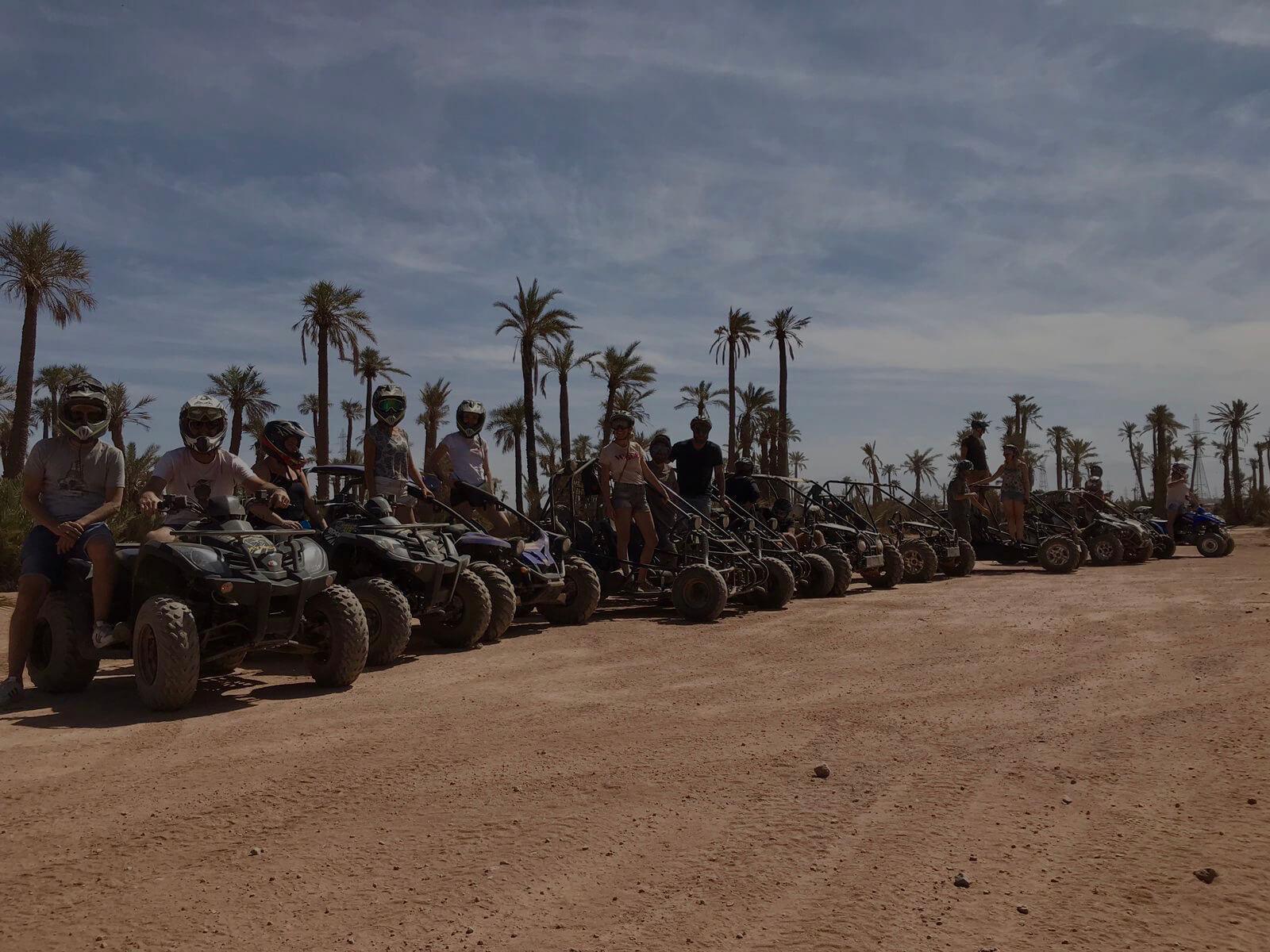 Atterrissage en douceur à Marrakech!