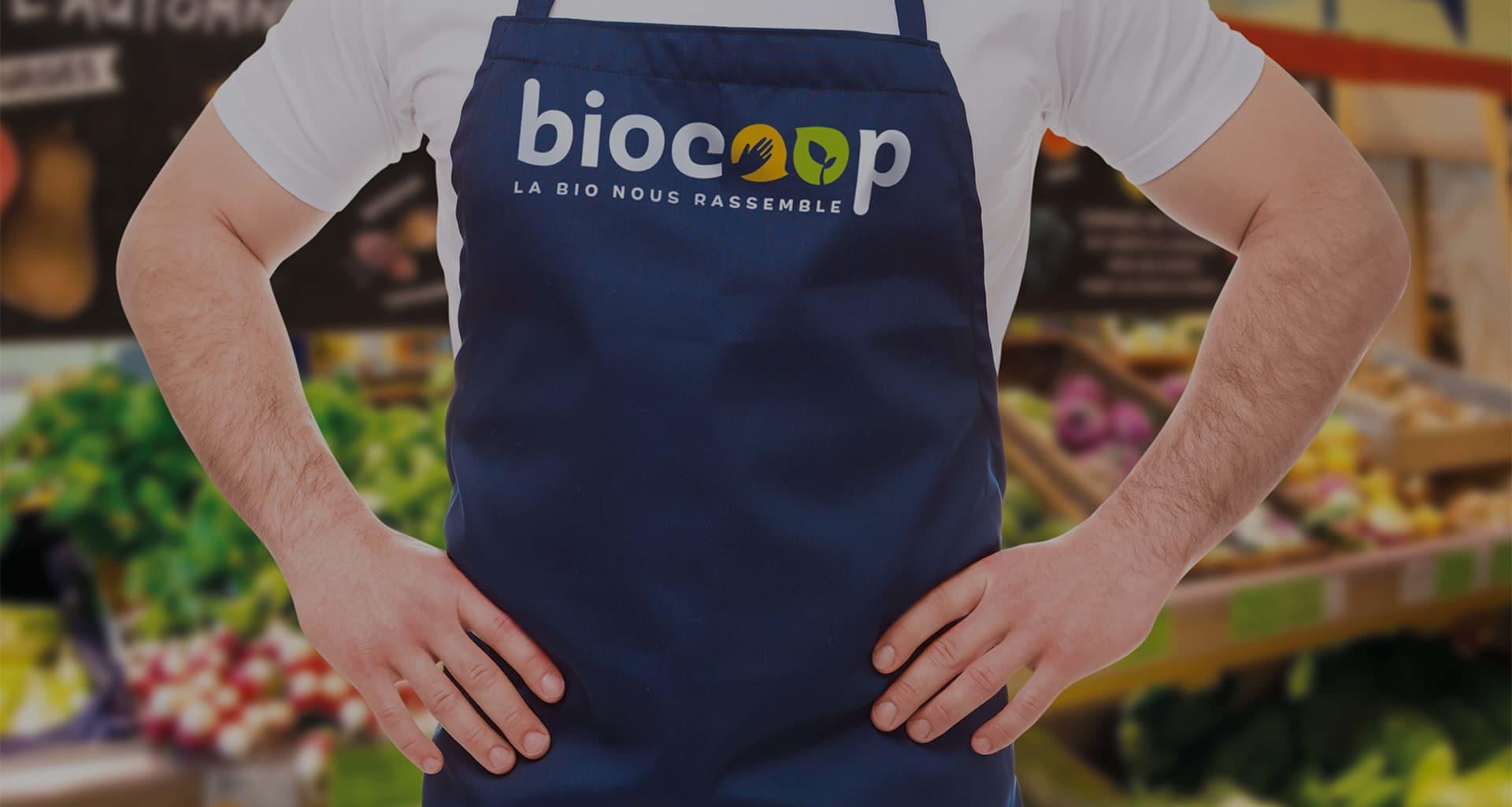Biocoop joue la carte locale pour son ouverture !
