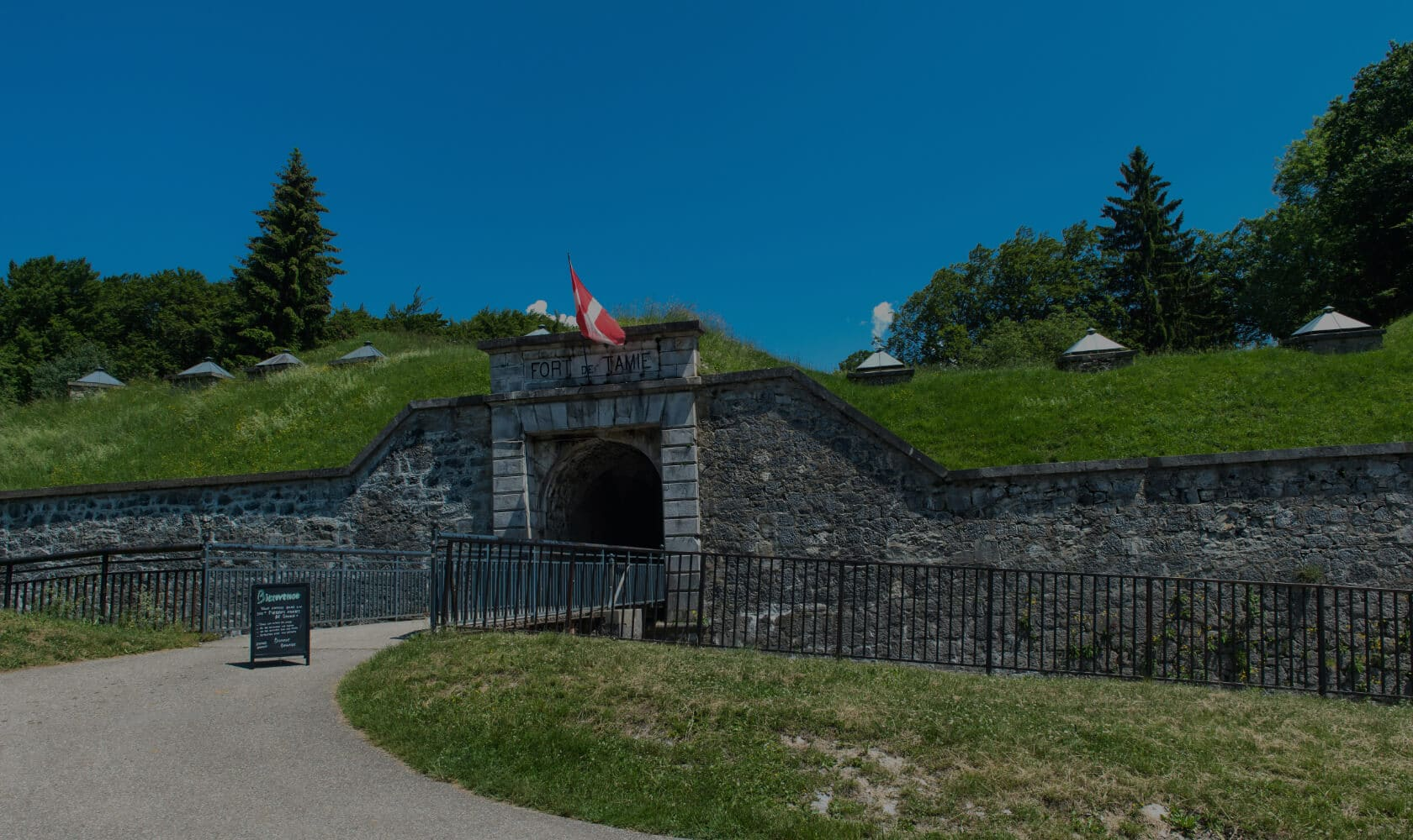 Le Fort de Tamié saute le pas avec FX